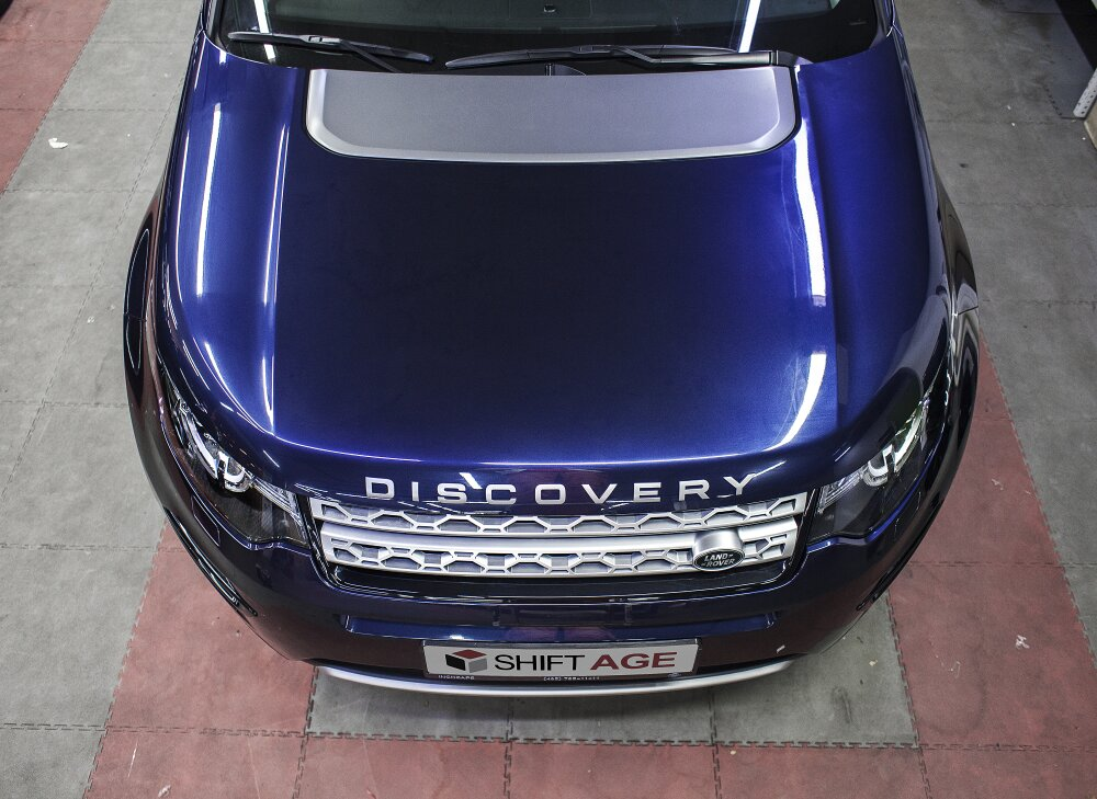- Land Rover Discovery Фото №9