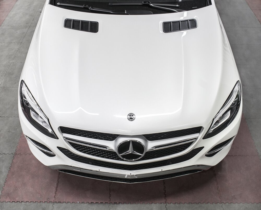 - Mercedes GLE Coupe Фото №6