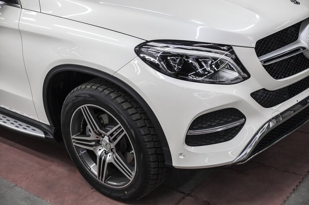 - Mercedes GLE Coupe Фото №8